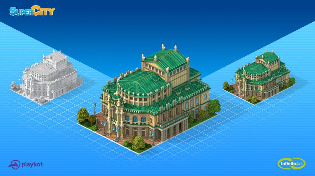 Dresden Opera (63 hours)