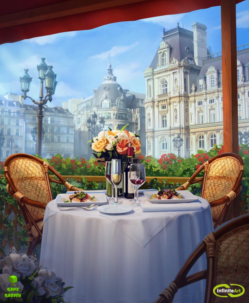 Bella Vie Cafe (12 hours)